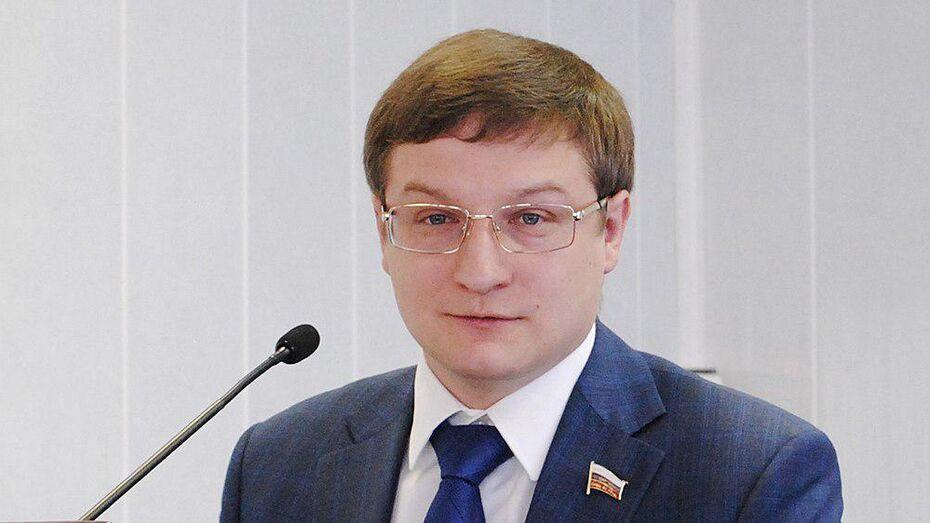 Депутат Госдумы Илья Костунов обсудил со студентами экологию Воронежа