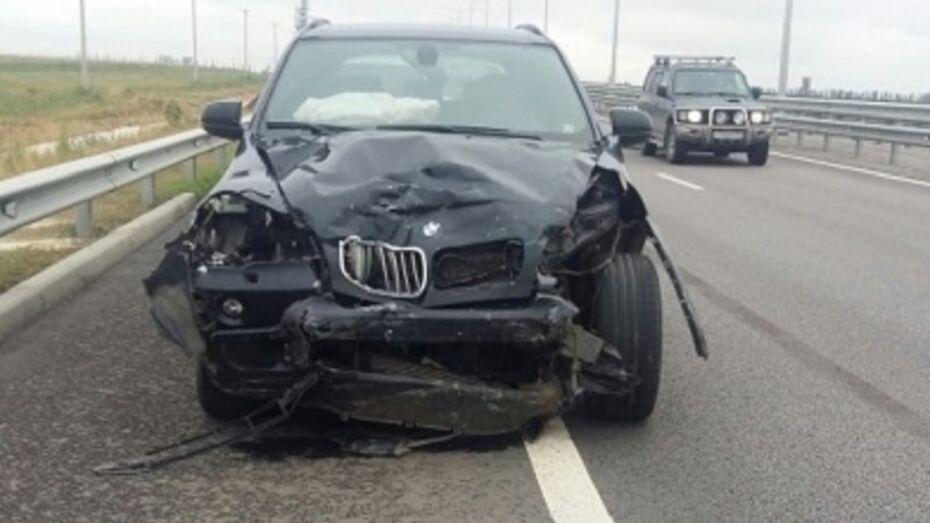 Под Воронежем столкнулись «Лада Гранта» и BMW Х5: двое погибли
