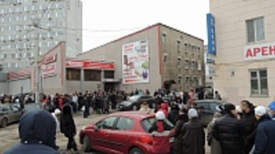 Сообщение о бомбе в офисном центре Воронежа оказалось ложным (ФОТО)