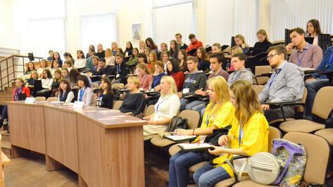В ВГТУ стартовал форум «Школа предпринимательства Воронежской области»
