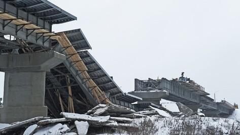 Установлены личности погибших при обрушении пролета моста в Борисоглебском районе