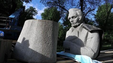 В Воронеже памятник Кольцову установят на улице Кольцовская летом 2018 года