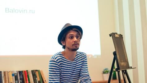 Живущий без денег художник Сергей Баловин расскажет воронежцам о своей выставке во Флоренции