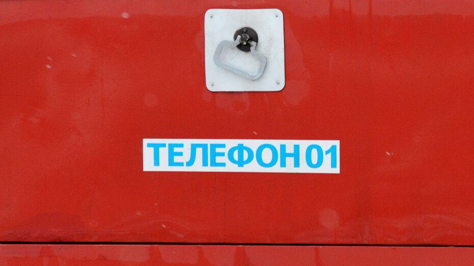 Пенсионер погиб при ночном пожаре в Воронеже