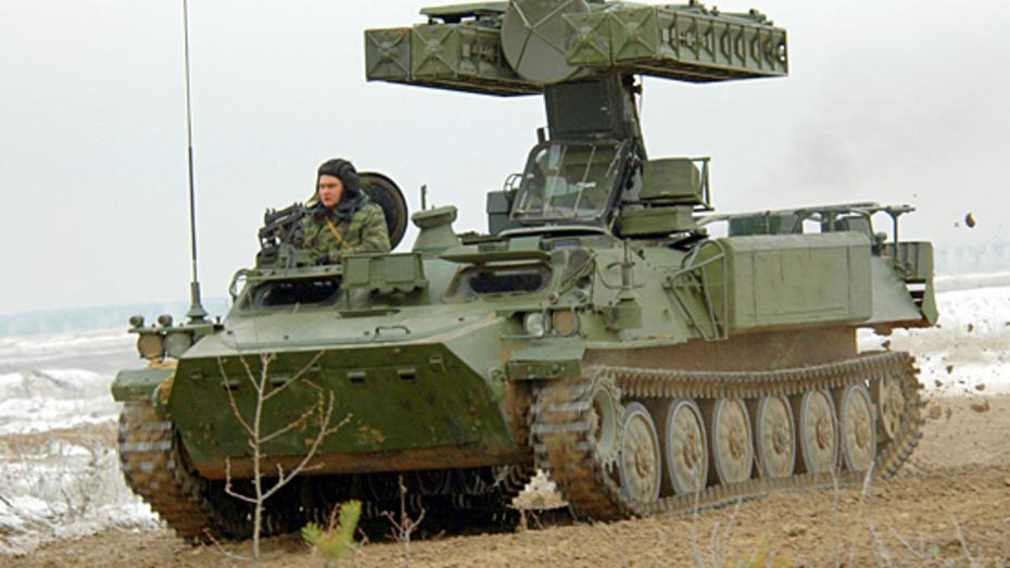 Воронежские зенитчики уничтожили ракеты условного противника под Курском