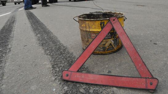 На трассе в Воронежской области погиб водитель «девятки»