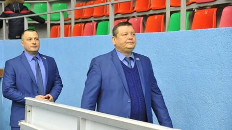 Тренер воронежского «Бурана» Сергей Карый: «Все 60 минут команда шла вперед»