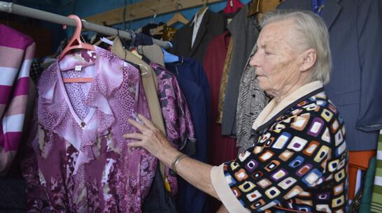 Храм и «бесплатный магазин». Как воронежская пенсионерка-инвалид помогает родному поселку