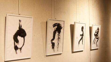 В воронежском Камерном театре открылась выставка «креативной графики»
