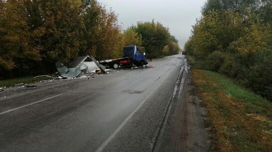 Массовое ДТП с большегрузами произошло в Павловском районе