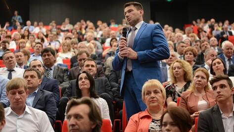 Открытость и доверие. Как в Воронежской области сотрудничают власть и бизнес
