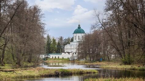 Церковь Толшевского монастыря в воронежском заповеднике решили отреставрировать