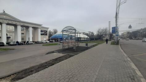 В Воронеже перенесли остановку «Политехнический институт»