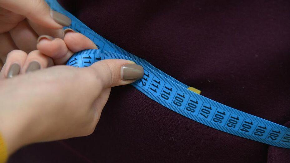 Воронежская область вошла в топ-10 регионов по количеству людей с ожирением