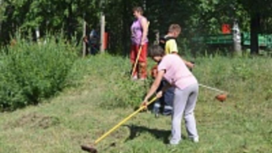 Экологический субботник пройдет в Семилуках