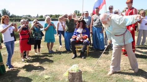 В Богучаре прошел поэтический фестиваль «Петровский причал»