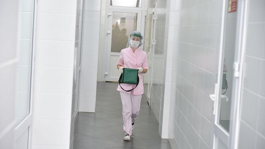 Число заболевших COVID-19 за сутки вновь снизилось в Воронежской области