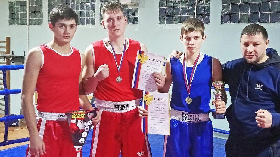 Бутурлиновский боксер выиграл «золото» на областном чемпионате