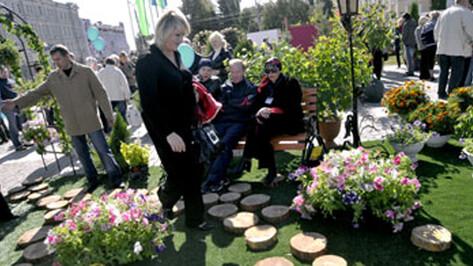 Над проектом выставки «Воронеж – город-сад» работает автор крупнейшего в России фестиваля цветов Moscow Flower Show