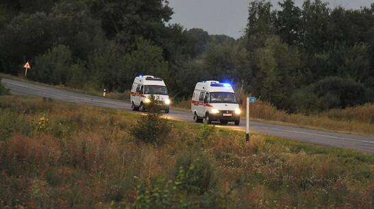 Водитель ВАЗа умер в реанимации после ДТП в воронежском селе