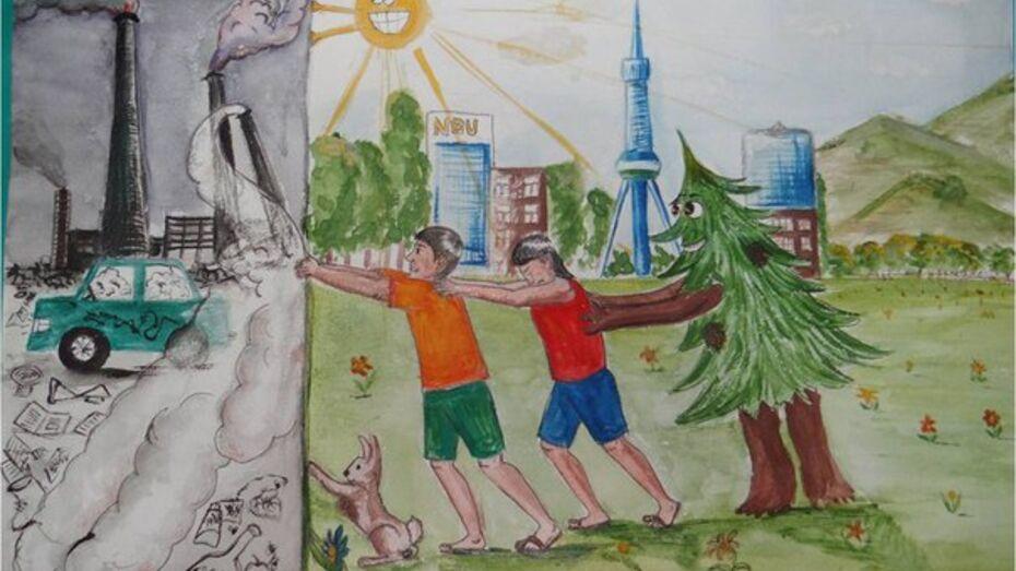Воронежским детям предложили нарисовать проект благоустройства «Танаиса»