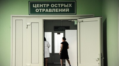 Отравления грибами в Воронежской области