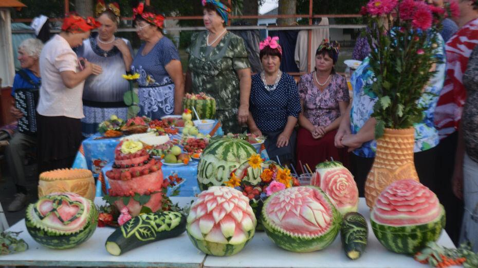 Арбузный фестиваль пройдет в Воронежской области 25 августа
