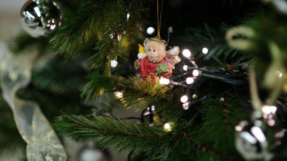Маленькие воронежцы увидят новогодний спектакль с декорациями 3D