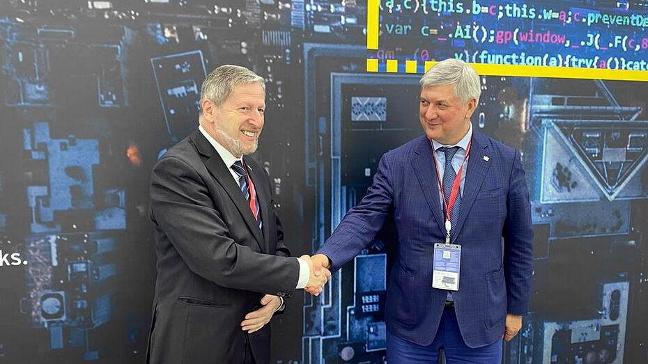 Воронежский губернатор и посол Израиля обсудили перспективы инвестиций в регион