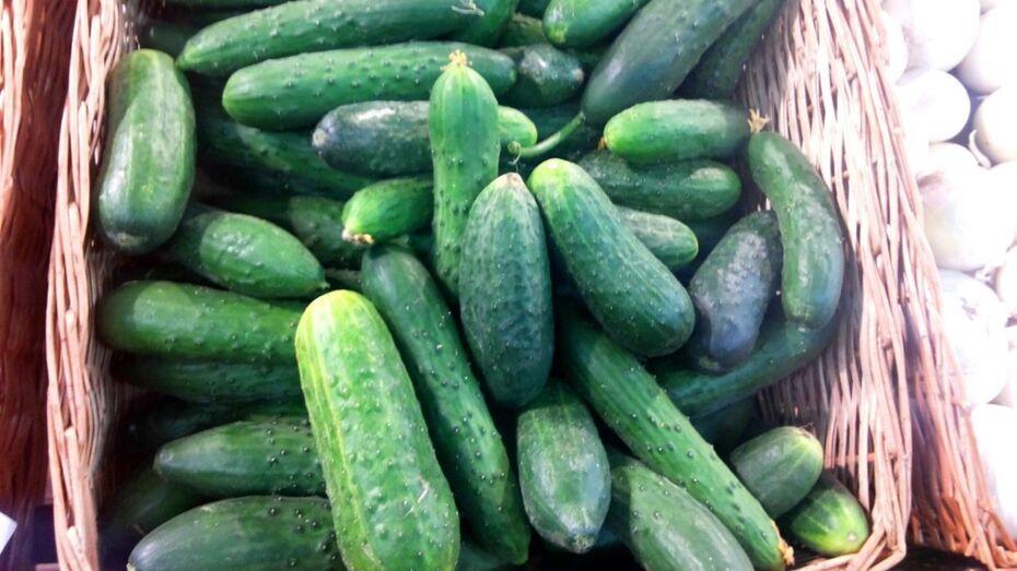 В Воронеже продолжили дорожать овощи