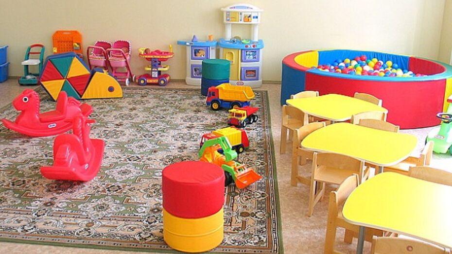 В Новой Усмани появится еще один детский сад