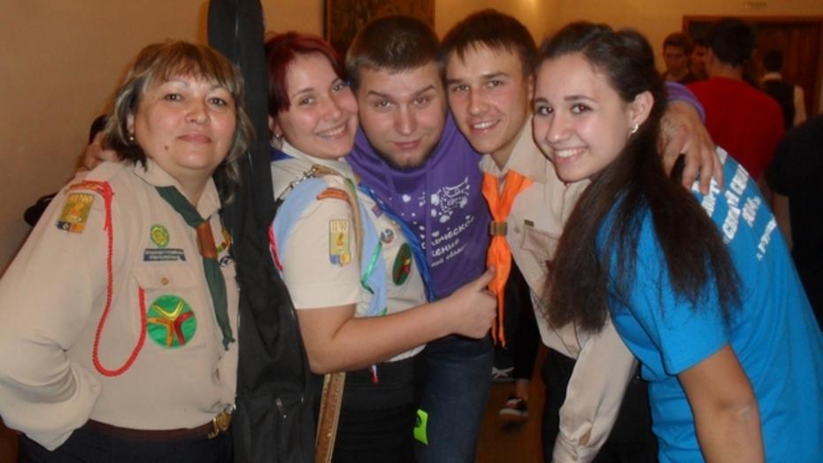 Бутурлиновские школьники заняли третье место на первом областном форуме добровольческих команд