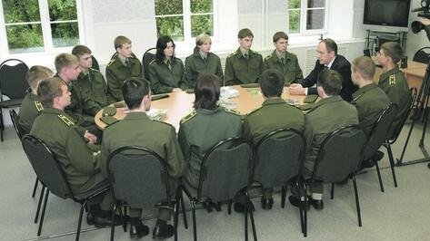 Воронежский государственный университет выпустил уникальную группу военных переводчиков