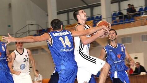 «Согдиана-СКИФ» одержала четыре победы в Тамбове на полуфинале высшей лиги