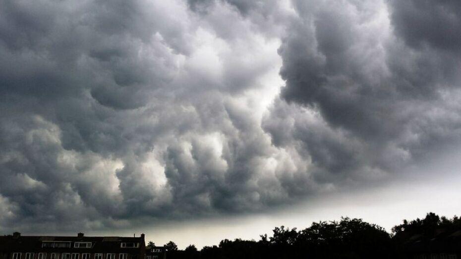 Синоптики дали второе за день штормовое предупреждение по Воронежской области