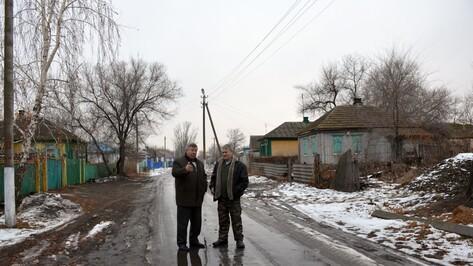 Верхнемамонская Гороховка стала лучшим сельским поселением в области