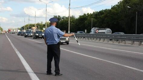 Водитель BMW попался с поддельными правами в Воронежской области
