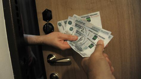 Жительница Воронежа оплатила долги мужа перед бывшей семьей, испугавшись ареста имущества