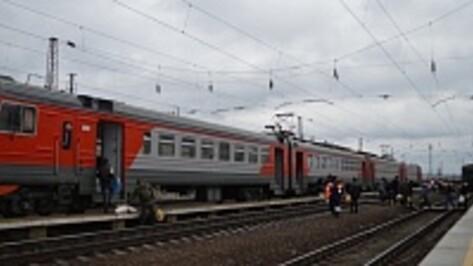 Дополнительная электричка свяжет Воронеж и Курбатово через Семилуки