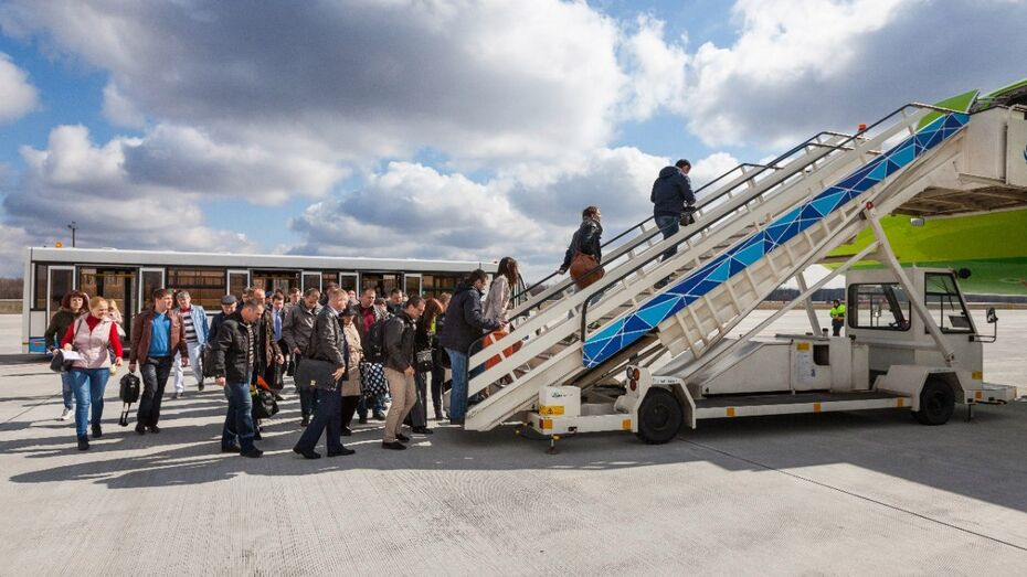 Воронежский аэропорт откроет 2 рейса в Тунис