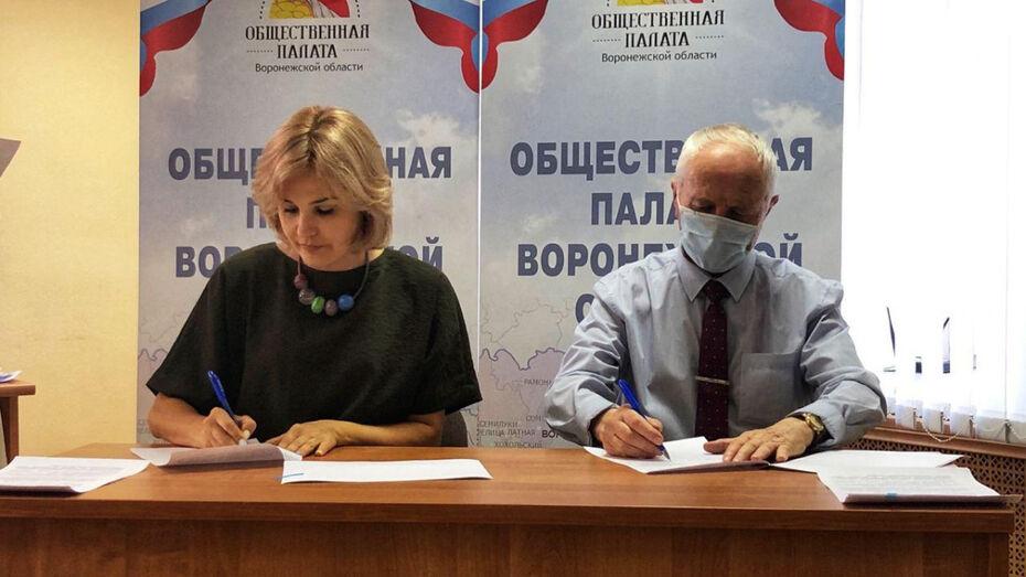 Общественная палата Воронежской области объявила о наборе наблюдателей на голосование