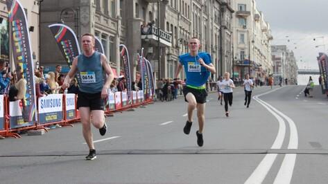 Спортсмен из Воронежа победил во Владивостокском марафоне