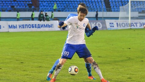 «Факел» победил «Сибирь» в Воронеже