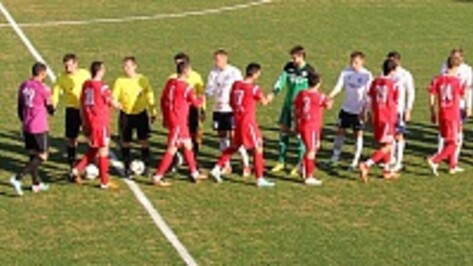 Футболисты «Факела» одержали первую победу в межсезонье