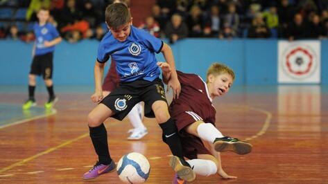 В Воронеже стартовал международный детский турнир по футболу