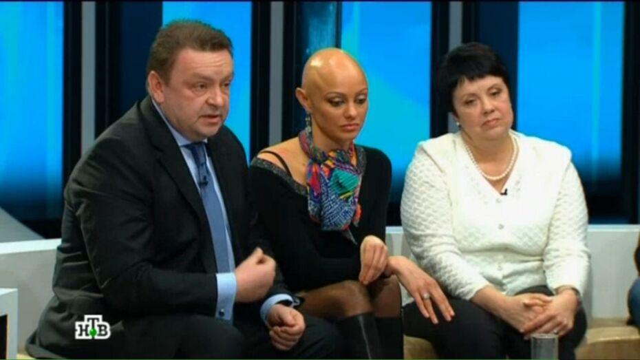 Воронежский адвокат поддержал экс-жену миллионера Полонского в эфире НТВ