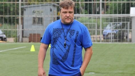 Ветеран воронежского «Факела» Александр Бескровный: «Клуб живет одним днем»