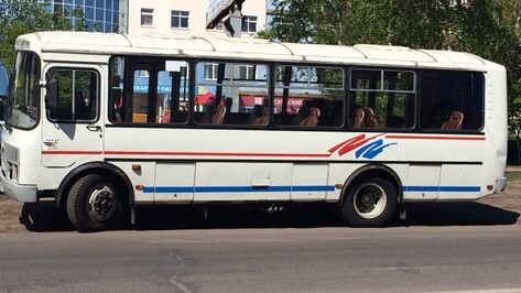 Воронежская область закупит 105 автобусов на газе для 30 районов