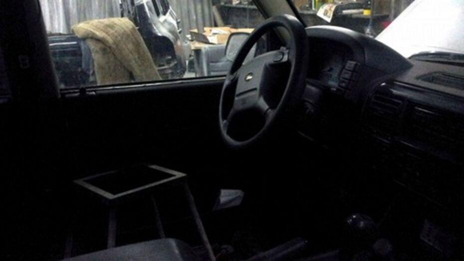 В Поворино местный житель совершил за ночь две кражи