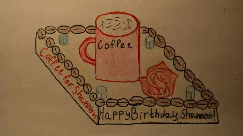 Воронежские фанаты поздравят барабанщика 30 Seconds To Mars с днем рождения тортом в виде кофейной кружки